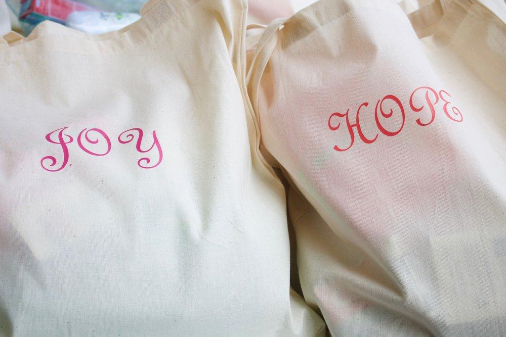 Freedom Healing Bags
