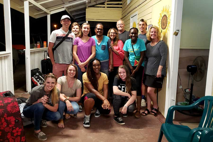 Guyana Mission Team