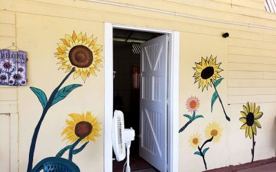 Sunflower House's Time Has Arrived
